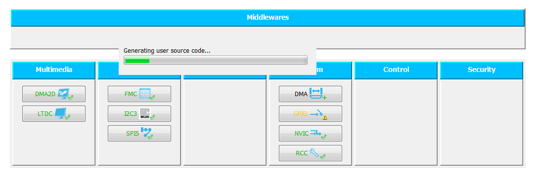 STEmWin on STM32F429I-Discovery with SW4STM32 (Part 1) | Slemi's webpage
